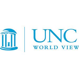 UNC World View logo