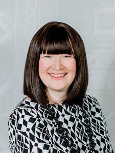 Headshot of Allison Portnow Lathrop