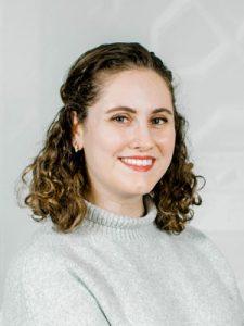 Headshot of Amy Swartz
