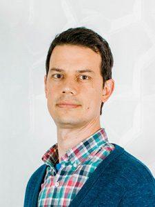 Headshot of Joel VanderKamp