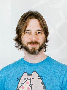 Headshot of Nathan Marzen