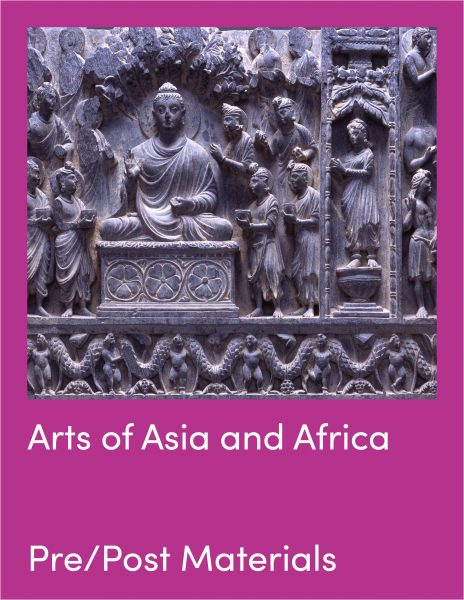 Arts of Asia and Africa Pre and Post Visit Materials and Asian relief carving