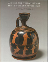 cover of a publication titled Ancient Mediterranean Art in the Ackland Art Museum