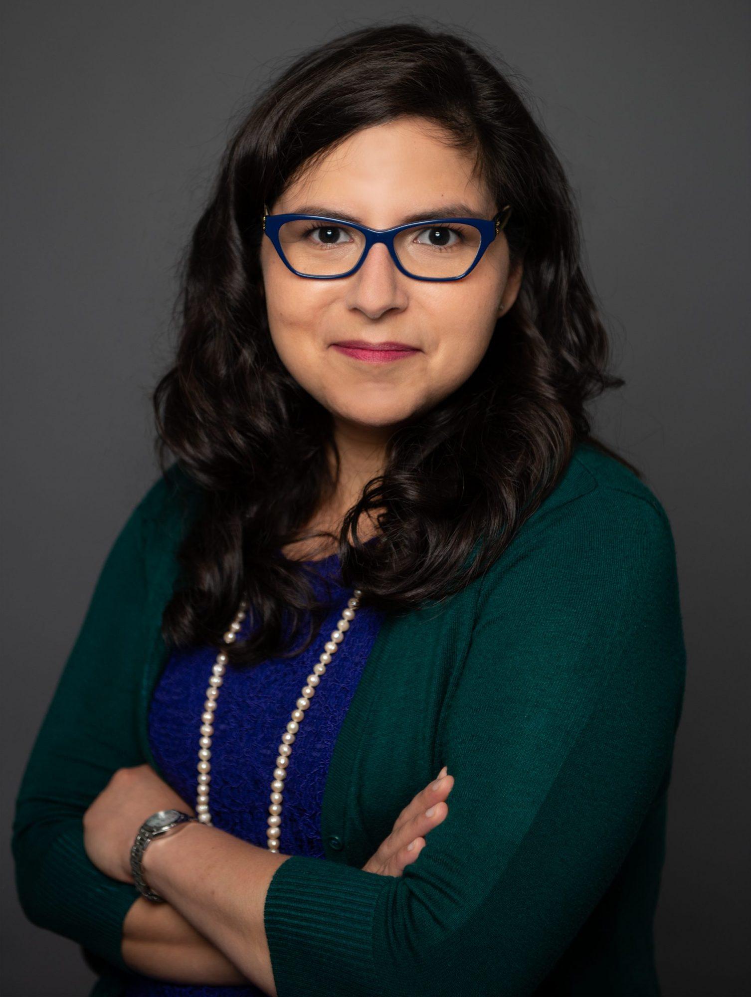 Headshot of Dr. Jenny Tone-Pah-Hote